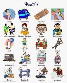 Newcomers english vocabulary, english for beginners y learn english. English For Beginners, English Tips, English Fun, Learn English Words, English Study, English Lessons, French Lessons, Spanish Lessons, Vocabulary List