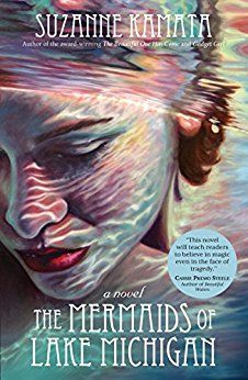 Book Review (and a Giveaway!): The Mermaids of Lake Michigan by Suzanne Kamata - Reading Is My SuperPower