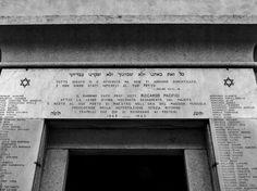 L'entrata dell'antico cimitero ebraico Foto di Luca C.