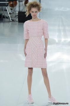 Chanel Haute Couture Весна-Лето 2014