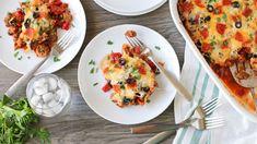 Low Carb Supreme Pizza Casserole Recipe - Genius Kitchen
