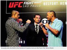 Horário da Luta de Vitor Belfort x Dan Henderson - UFC 152 - sábado 07 de novembro | NoticiaBR.com