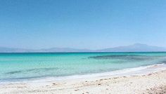 Chrissi island, Ierapetra, Crete, Greece