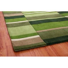 Found it at Wayfair.co.uk - Jazz Hand-Woven Green Area Rug