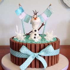bolo kit kat festa infantil - Pesquisa Google
