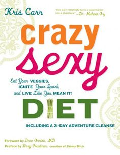 Crazy Sexy Diet by Kriss Carr is another very comprehensive book about the do's & don'ts of diet for cancer prevention. Lots of recipes I love!