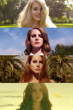 """Lizzy Grant AKA Lana Del Ray,"" ""Born to Die,"" ""Paradise,"" and ""Ultraviolence"""