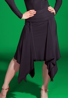 Vesa for Chrisanne Mambo Skirt | Dancesport Fashion @ DanceShopper.com