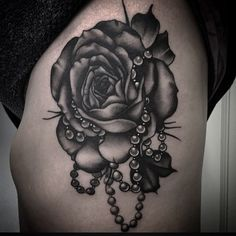 15 Designs With Precious Pearl Tattoos | Tattoodo.com