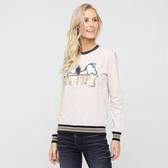 Compre Moletinho Ellus Snoopy Mescla na Zattini a nova loja de moda online da Netshoes. Encontre Sapatos, Sandálias, Bolsas e Acessórios. Clique e Confira!