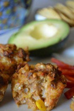 Gluten Free Mexican Bites #weePLAN #glutenfree