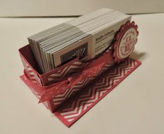 Kards by Kadie: Business Card Holder