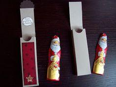 Kreativ am Deich : ...Anleitung für die Schoki-Weihnachtsmann-Verpackung ...