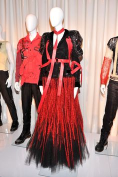 Met Museum; punk: chaos to couture