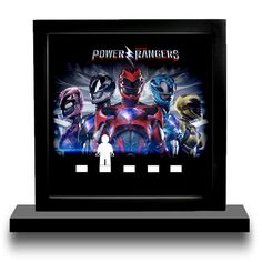 Our new power rangers insert!!  Check it out!