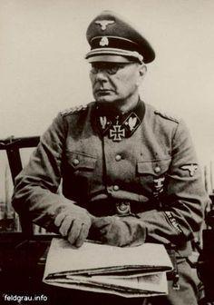 "✠ Georg Keppler (7 May 1894 - 16 June 1966) RK 15.08.1940 SS-Oberführer Kdr SS-Standarte [Rgt] ""Der Führer SS-Verfügungs-Division"