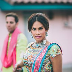Indian Wedding #portraitsbyandra  Sangeet