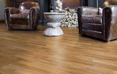 Boen Contract Oak Engineered 2-Strip Flooring, T79 Lacquer, 139x6x21 mm