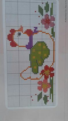 Cross Stitch Animals, Plastic Canvas, Blackwork, Cross Stitch Patterns, Needlework, Diy And Crafts, Stencils, Birds, Cross Stitch Bookmarks