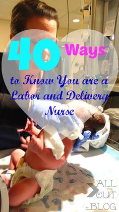 labor and delivery nurses education