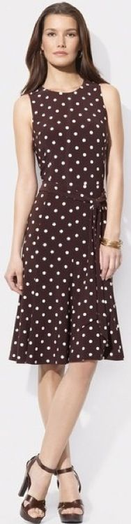 Ralph Lauren Polka Dots Summer