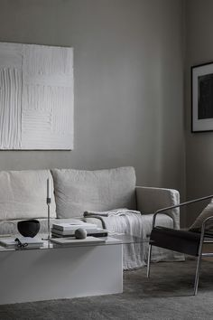 Minimalistic Interior Design I More on viennawedekind.com