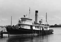 The Baltimore Tug is the oldest steam-powered tugboat in operation in the United States.