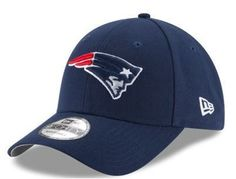 NFL New England Patriots New Era League Adjustable Blue Hat 4019c394e2f