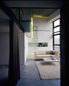 TrendHome Loft Interior Design Inspiration