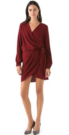 favorite red holiday dresses