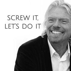 Motivational Quote Image from Richard Branson  #richardbransonquotes