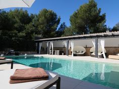 pool + sun terraces