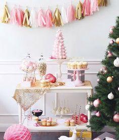 "CUSTOM 1 pink or 1 white 36"" latex balloons with 10 fun girl feminine disney princess wedding birthday party tissue tassel fringe garland on Etsy, $30.73 AUD"