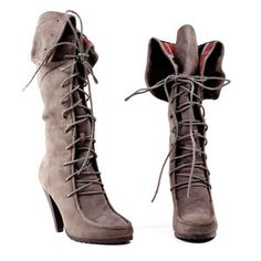 Halston Laced Taupe, $45, now featured on Fab.