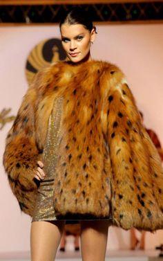 Irina Krutikova | Gallery Fur Jacket, Fur Coat, Fabulous Furs, Fur Fashion, The Ordinary, Mink, Different Styles, Catwalk, Stylists