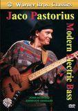 Jaco Pastorius: Modern Electric Bass [DVD] [English] [1985]