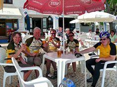 TAG 5 - Die bekannteste Stadt in Algarve und Golfkurse – 43km, 440m Anstieg, Level 2.  Nach dem Frühstück geht die Tour weiter zu den touristischen Gebieten in Algarve: Albufeira, Vilamoura, Quinta do Lago. Wir lassen den Tag in Faro ausklingen, der Hauptstadt Algarves. Dinner gibt es abends mit der Gruppe. Übernachtung in einem 4* Hotel, das sich im historischen Zentrum in Faro befindet.
