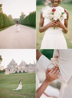 Elizabeth Messina...yes I would love to get married at your large estate..Thanks for asking:)