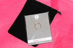 #Gorjana necklace in the @POPSUGAR #august must have box