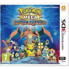 30.99 € ❤ Top #JeuxVideo #Gaming - #Pokémon Méga Donjon Mystère - Jeu #3DS ➡ https://ad.zanox.com/ppc/?28290640C84663587&ulp=[[http://www.cdiscount.com/jeux-pc-video-console/nintendo-3ds/pokemon-mega-donjon-mystere-jeu-3ds/f-1039402-0045496529659.html?refer=zanoxpb&cid=affil&cm_mmc=zanoxpb-_-userid]]