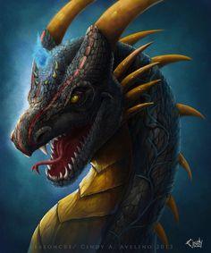 Dragón, dragones, dragons, dragon