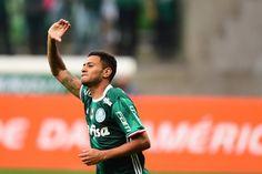 """Cleiton Xavier diz adeus ao Palmeiras: """"Levarei para sempre no coração"""""""