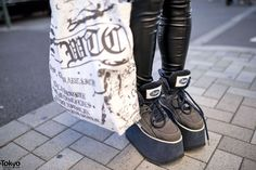 Buffalo Platform Shoes & KTZ