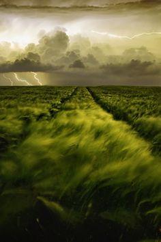 bluepueblo:  Lightning Storm, Slovakia photo via pat