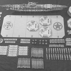 This thursday on kickstarter #kickstarter #boardgame #brettspiel Gaming Setup, Board Games, Thursday, Tabletop Games, Table Games