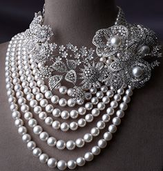 Mikimoto OMG this is so beautiful.