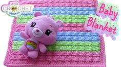 Don't you just love a teacher with a great smile and a fun attitude?  Jayda InStitches is this type of person! She can make your day brighter while teaching you how to make the most adorable and colorful crochet baby blanket in the world! Enjoy the video tutorial below, the crochet bobble stitch baby blanket …