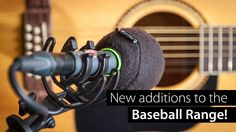 Rycote | New additions to the Baseball range!