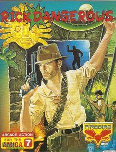 Rick Dangerous - Amiga 500
