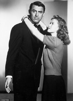 Cary Grant and Shirley Temple - The Bachelor and the Bobby-Soxer, 1947